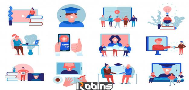 مزایای کلاس ها آنلاین